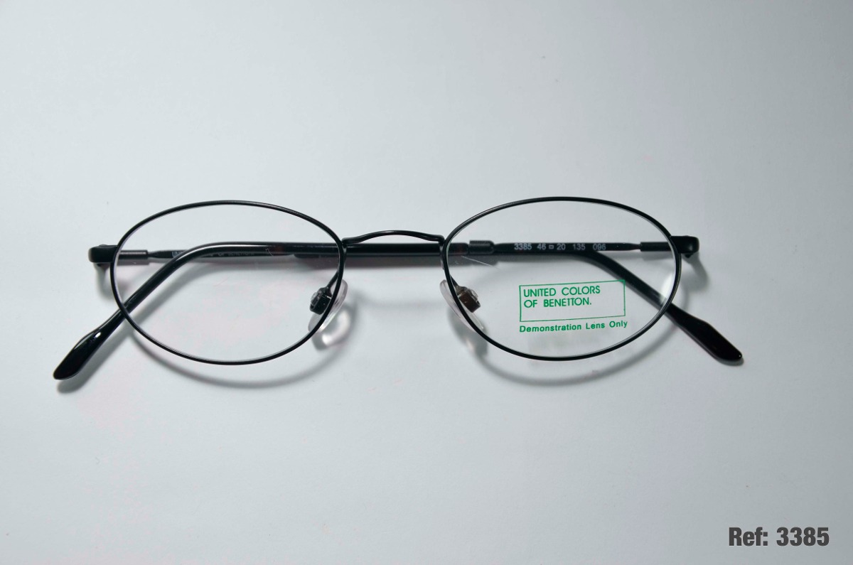 Armação Para Óculos De Grau - United Colors Of Benetton - R  79,99 ... d2e04d6b6d