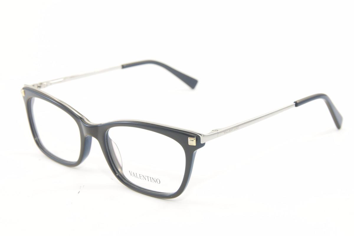2e89753b6 Armação Para Óculos De Grau Valentino Made In Italy Original - R$ 99 ...
