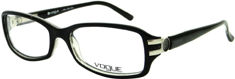 armação para óculos de grau vogue vo 2804l feminina original. Carregando  zoom. 4a18d1243e