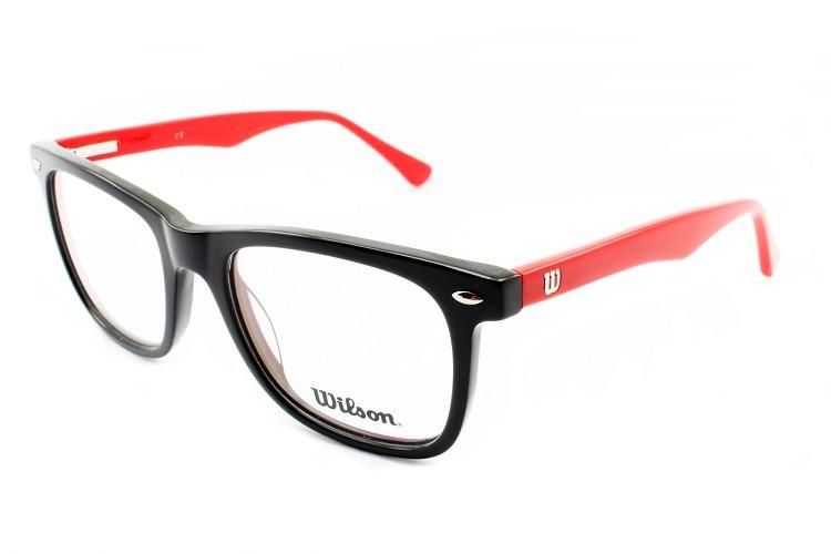 Armação Para Óculos De Grau Wilson Original - R  120,00 em Mercado Livre 24f3eecf9e