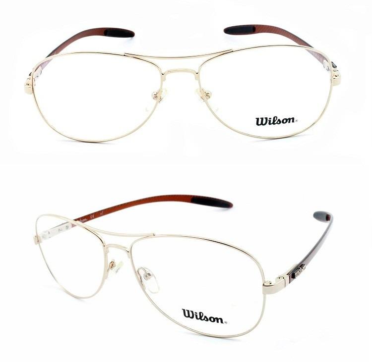 Armação Para Óculos De Grau Wilson Original - W10000 - R  249,00 em ... c4012ed23a