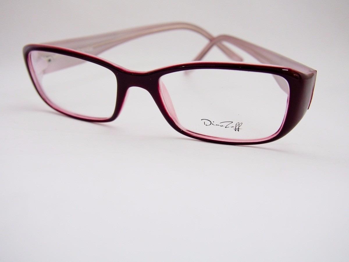 41c5ee0076ea9 armação para óculos dina zeff acetato vinho fem m02. Carregando zoom.