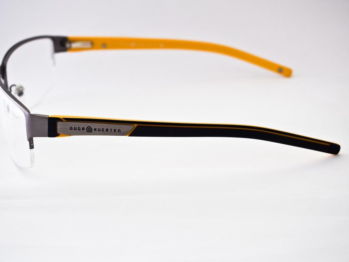569467e8271ce armação para óculos guga kuerten esportivo 118.3. Carregando zoom.
