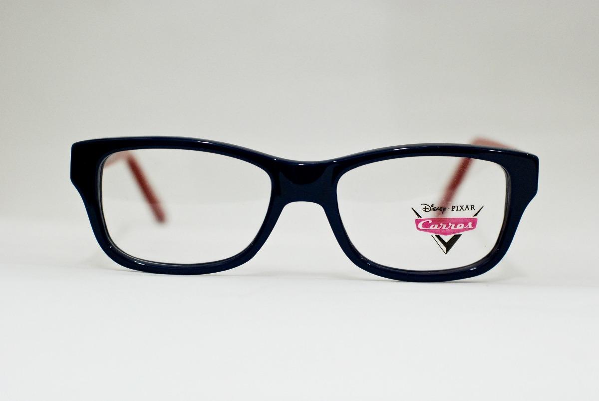 f4a3044a5 Armação Para Óculos Infantil Disney Carros 3962 - R$ 250,00 em ...