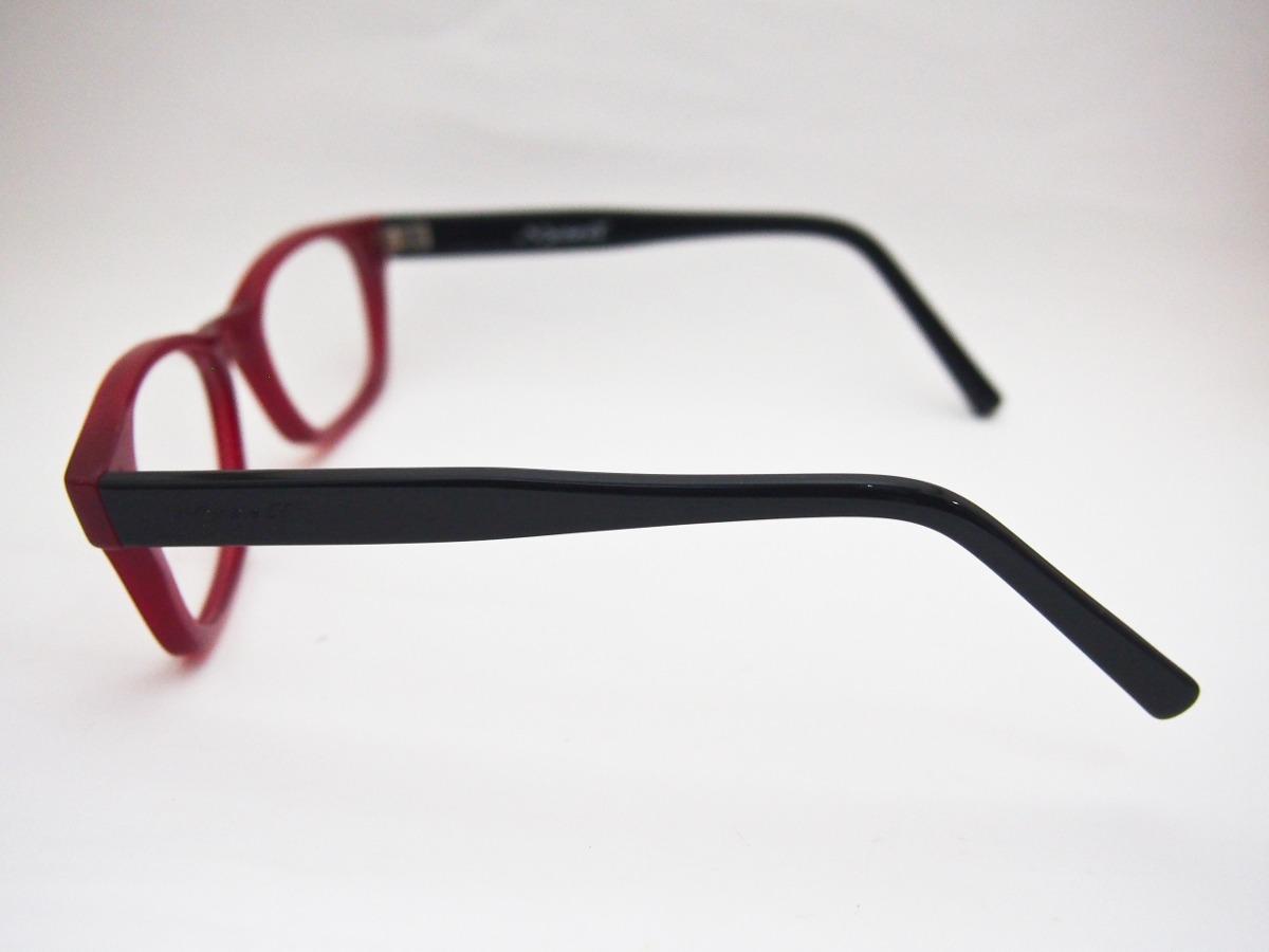 armação para óculos nysell acetato n2904 estreita unissex. Carregando zoom. 74496a3210