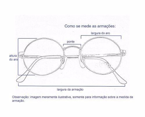 Armação Para Óculos Nysell Acetato Retangular Preto branco - R  179 ... 2fdb117eb8
