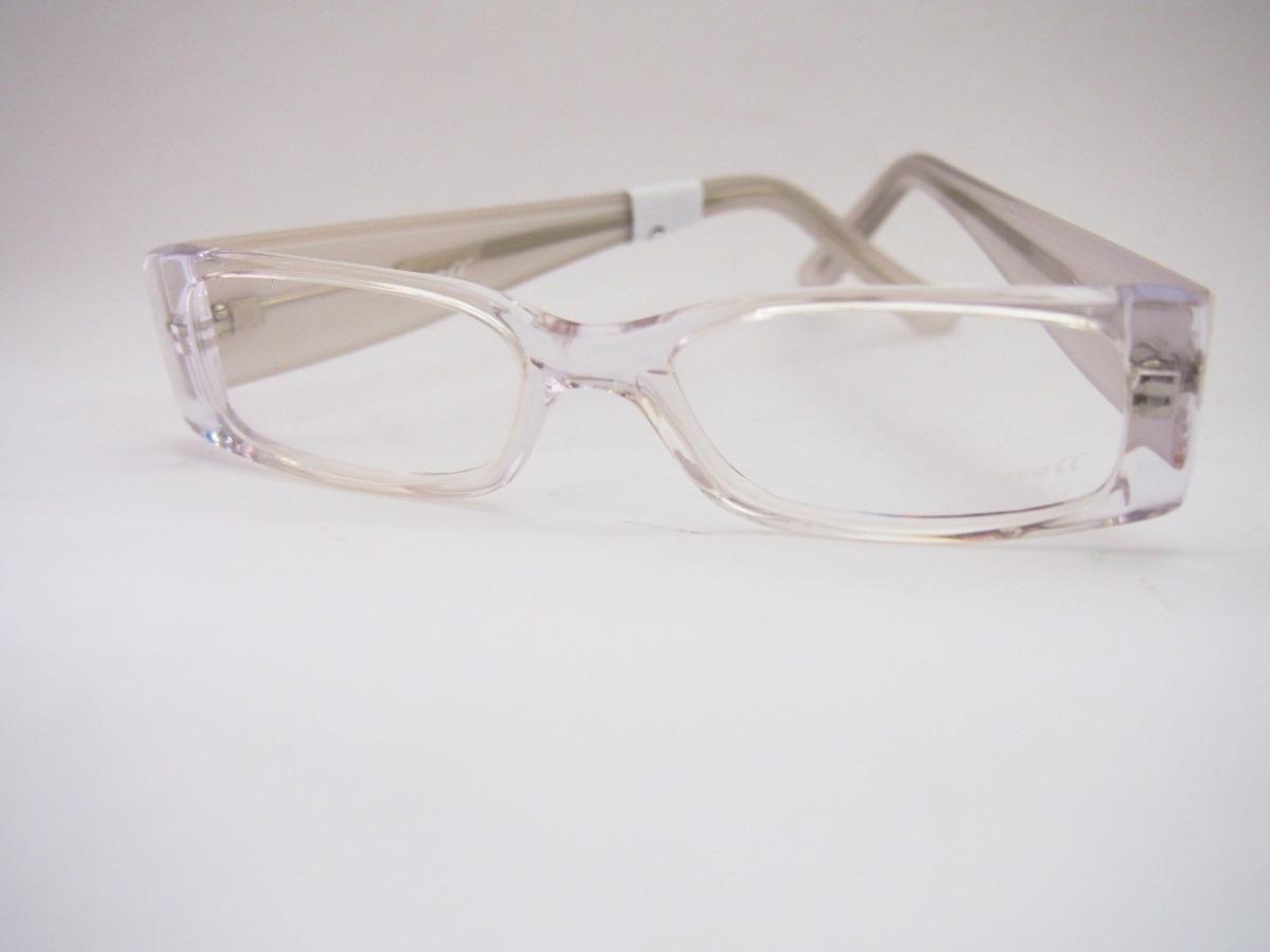 armação para óculos nysell acetato transparente feminina. Carregando zoom. a4a4c7c43c