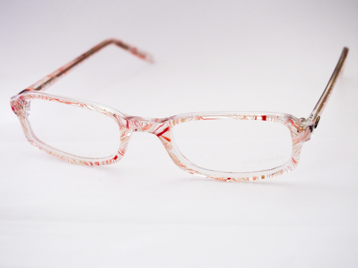 armação para óculos nysell acetato transparente rosa ges50. Carregando zoom. 1906d14e71