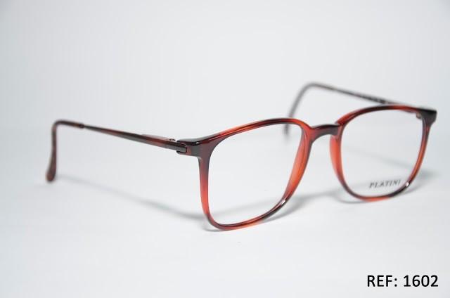 377be4ee37fb8 Armação Para Óculos Platini - Frete Grátis Peça Já A Sua   - R  84 ...