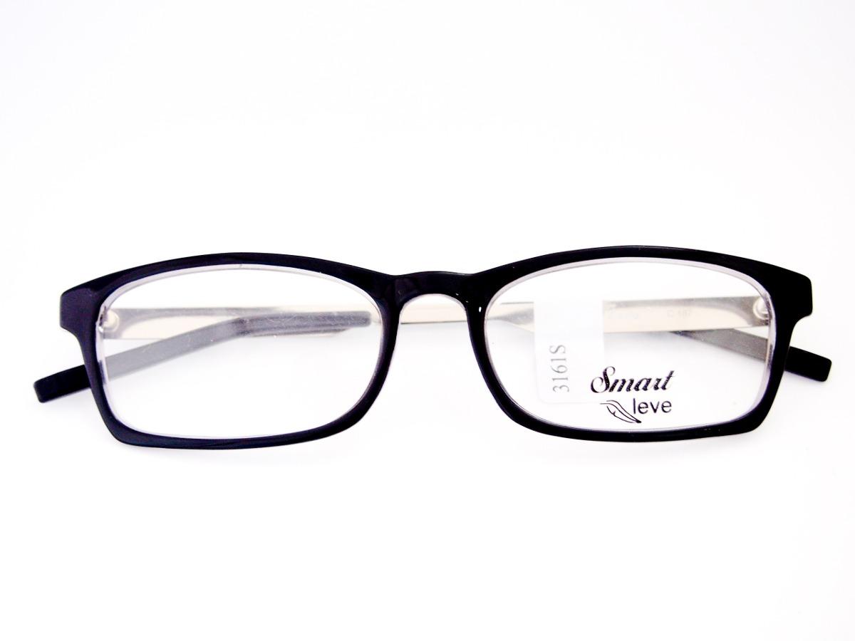 b09df67ac5862 armação para óculos smart retangular grilamid m6601. Carregando zoom.