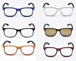 0a459ec694a2d Armação Para Óculos Smart Troca Frente 933 Lançamento - R  198 ...