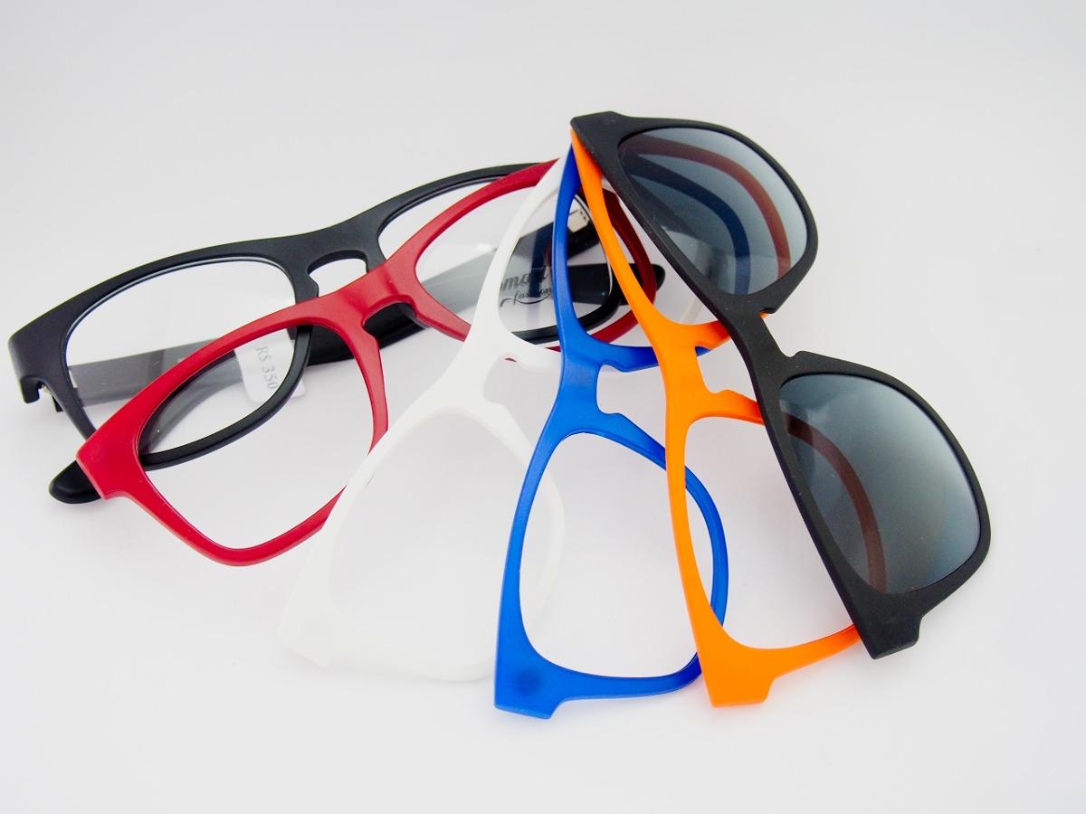 c5e7b8c927b83 armação para óculos smart troca-frente mod931 original. Carregando zoom.