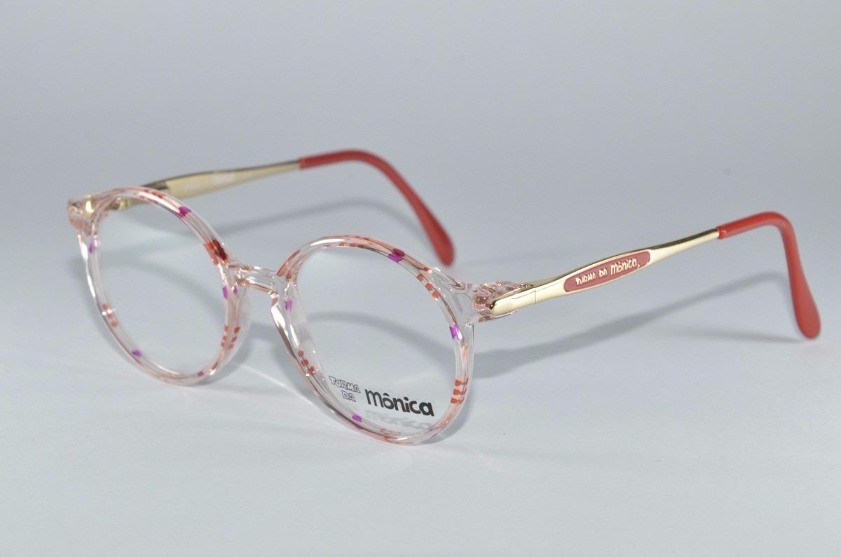 674646d5ad2f7 armação para oculos turma da monica. Carregando zoom.