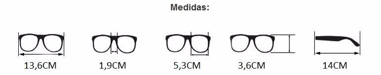 f44f092fd94f1 Armação Para Óculosde Grau Masculina Arnette An 6096l - R  189