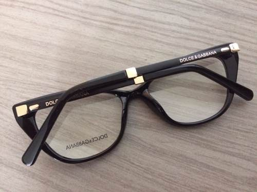 b001bd4ef0904 Armação P óculos De Grau Dolce Gabbana - Frete Gratis - R  120