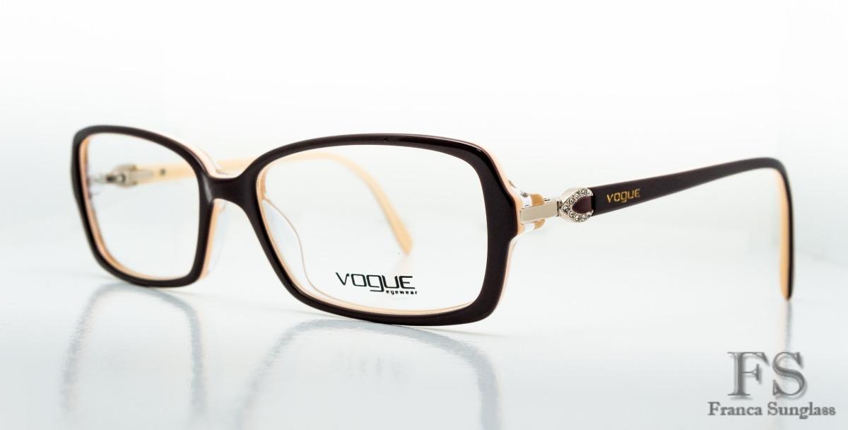 9a2b41dfad712 armação p óculos grau vogue acetato feminino frete grátis. Carregando zoom.