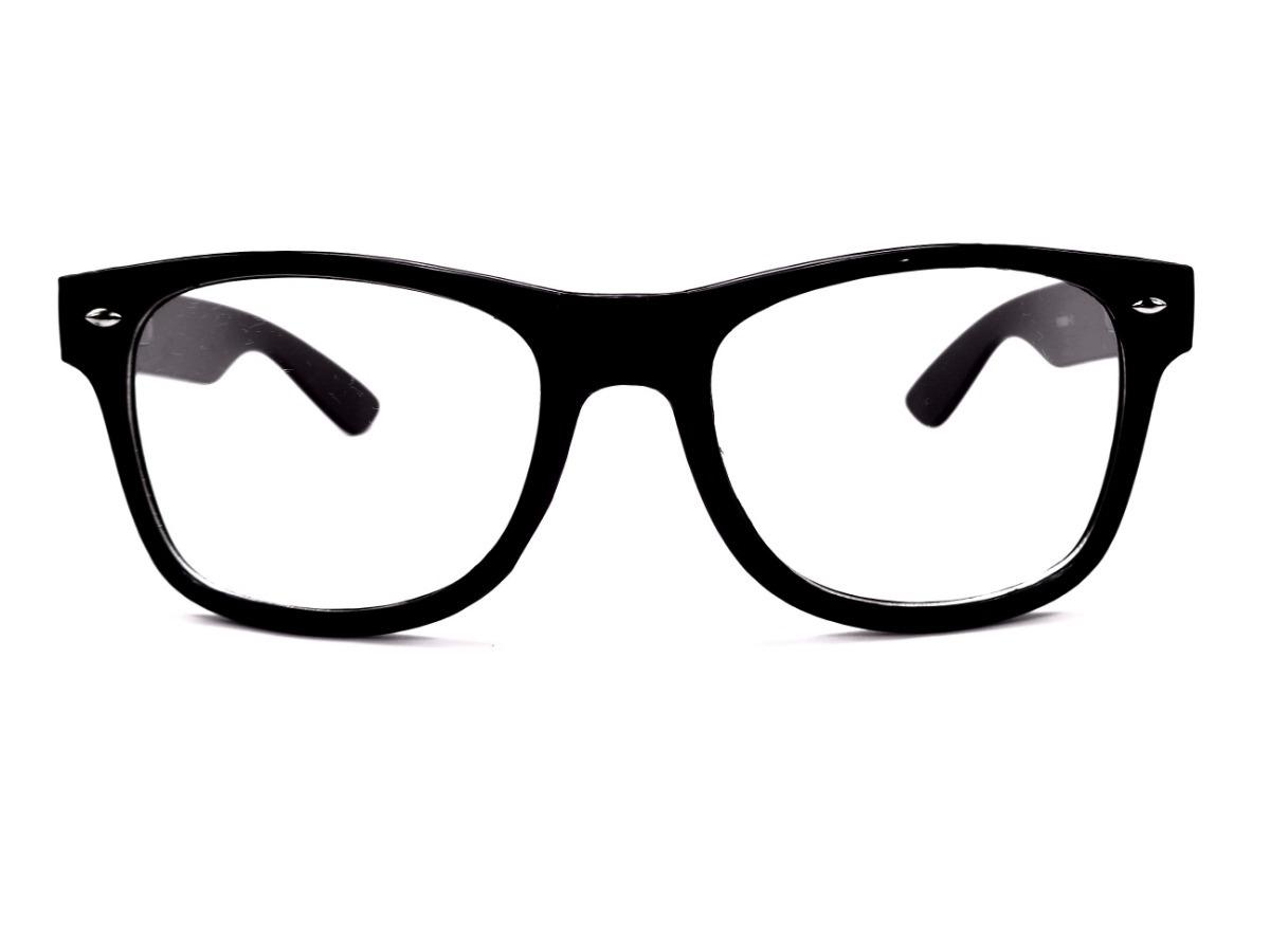 armação preta geek masculino feminina óculos lentes sem grau. Carregando  zoom. 585af7879d