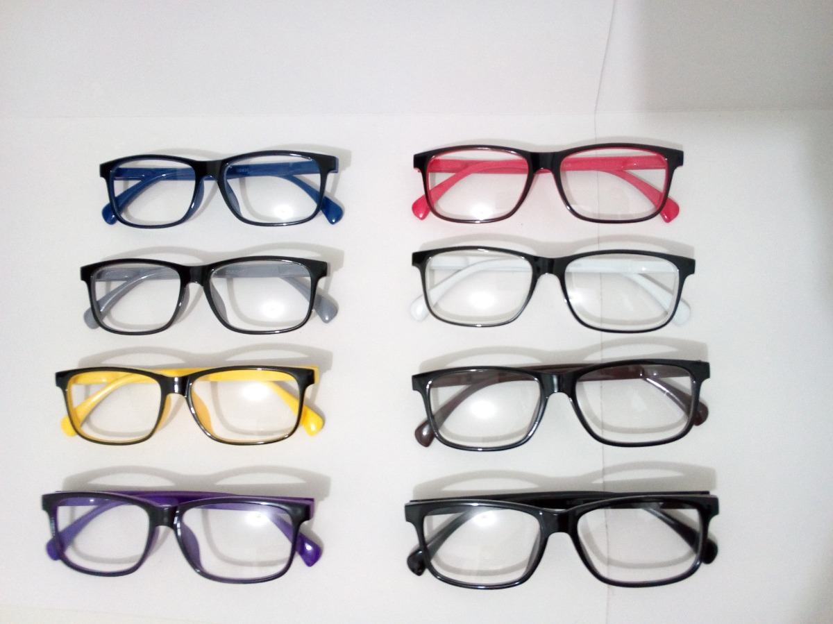 ca84f3bd4 armação quadrada retangular para óculos de grau. Carregando zoom.