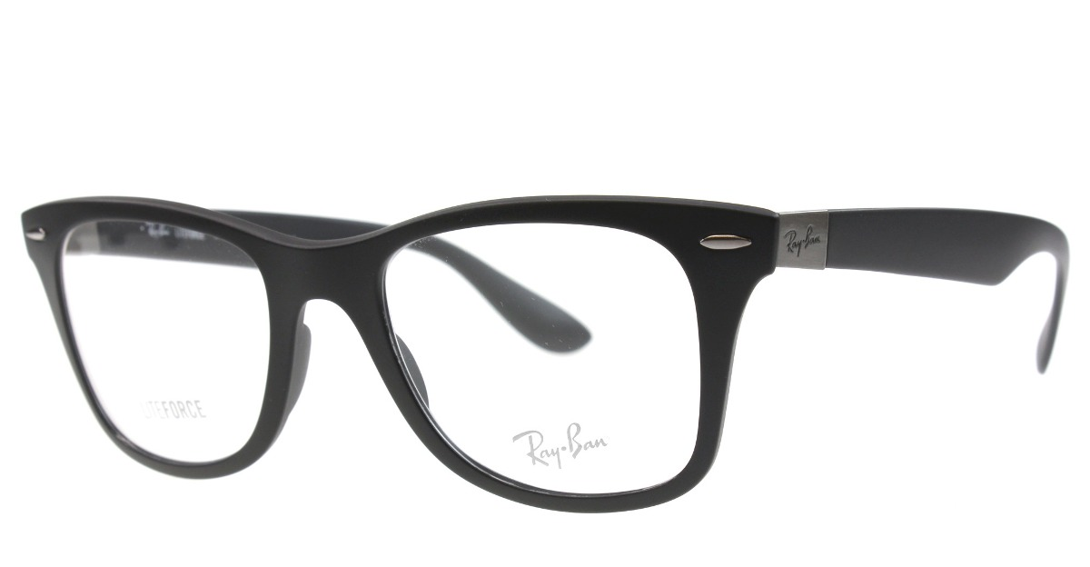 ac9015a9dfe ... purchase armaço ray ban liteforce rb7034 5204 52 preto tech 7034.  carregando zoom. d03d8
