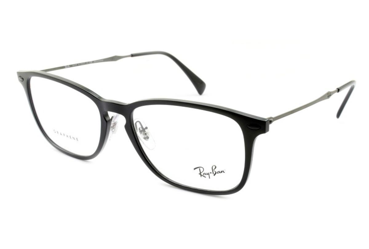 73af2862a armação ray-ban masculina óculos grau rb8953 8025 original. Carregando zoom.