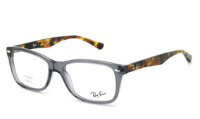 5fb7b9d22 53 Azul 5407 Ray Ban Rb5228 - Óculos no Mercado Livre Brasil