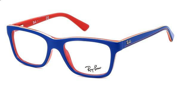 7d0b1c18fa3cd Armação Ray Ban Ry1536 3601 Azul Rb 1536 Junior Kids 46 - R  289,00 em  Mercado Livre