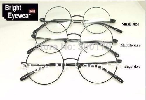 Armação Redonda Modelo John Lennon Para Grau - R  57,98 em Mercado Livre 8a3430afa5