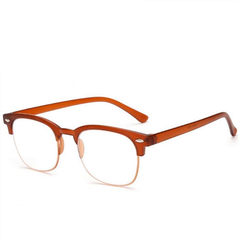 17b517eae28b9 armação redondo retro marrom óculos de grau fléxível. Carregando zoom.