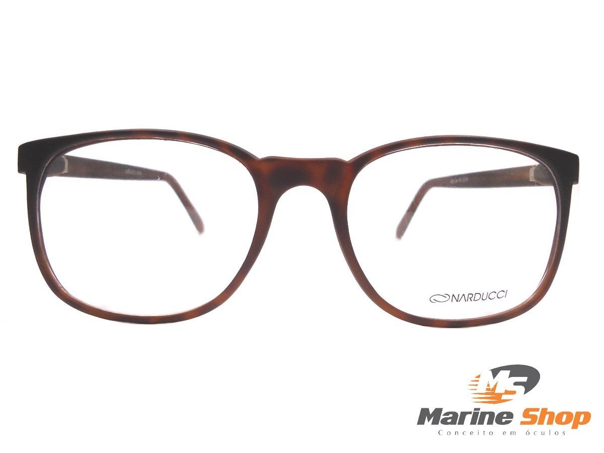 armação retrô acetato grande marrom tartaruga - óculos grau. Carregando  zoom. b7e8d0be94