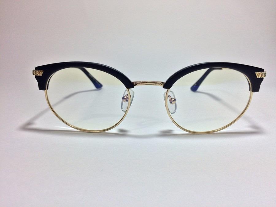 3e92308b2905b armação retrô vintage óculos de grau modelo gatinho luxo fem. Carregando  zoom.