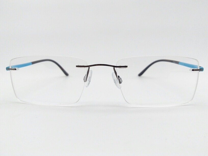 2554ee6f55e0f armação sem aro óculos balgrif leve 6615 c2. Carregando zoom.