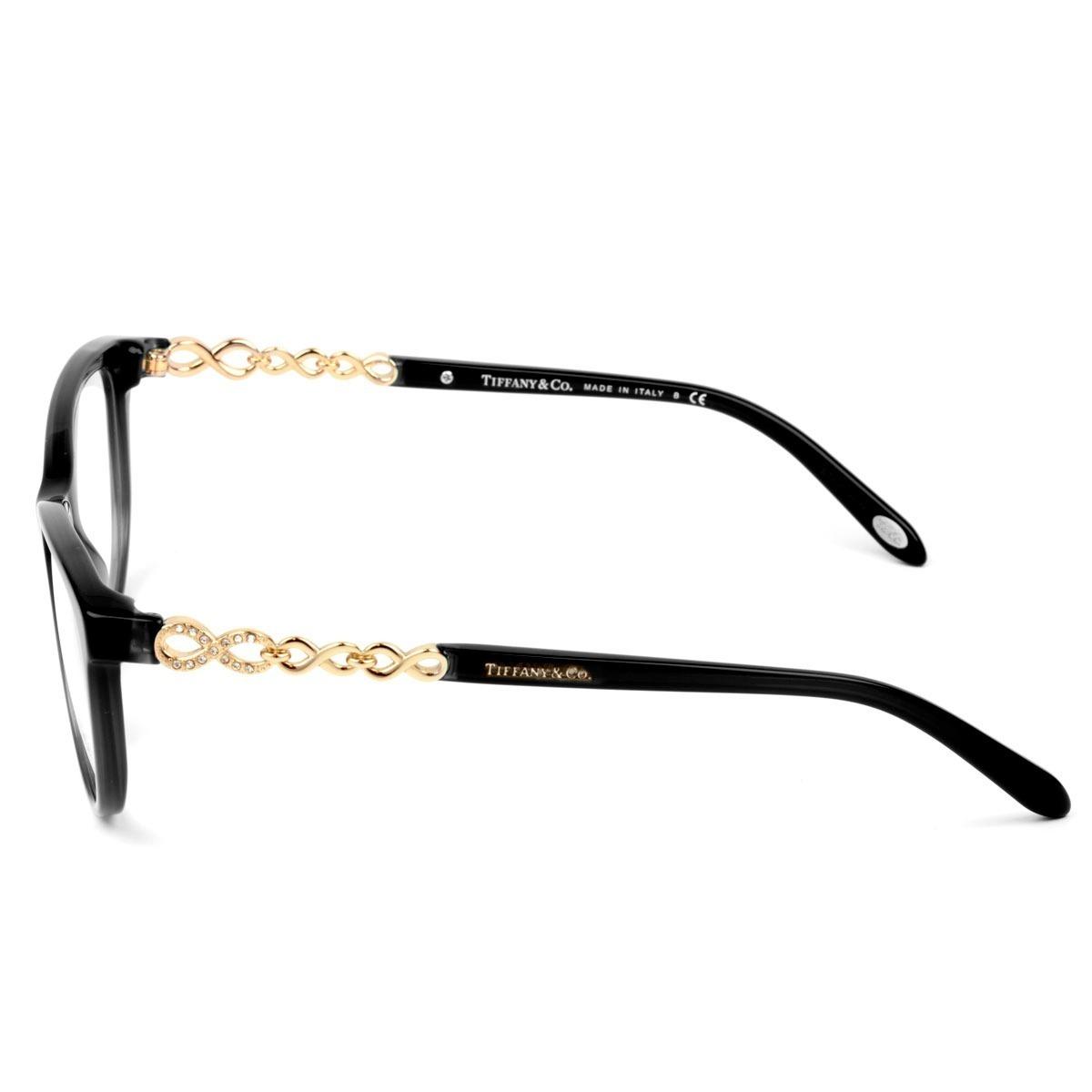 armação de grau tiffany   co. infinito tf2120-b oculos. Carregando zoom... armação  tiffany oculos. Carregando zoom. 62480c75cf