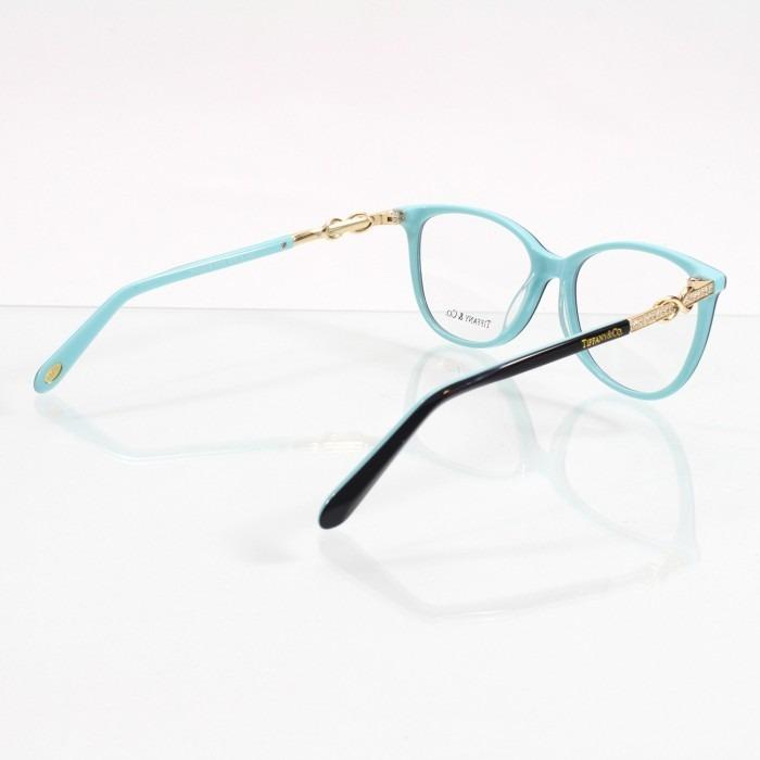 681d7311f2b6b armação de grau tiffany   co. infinito tf2143-b oculos armação tiffany  oculos