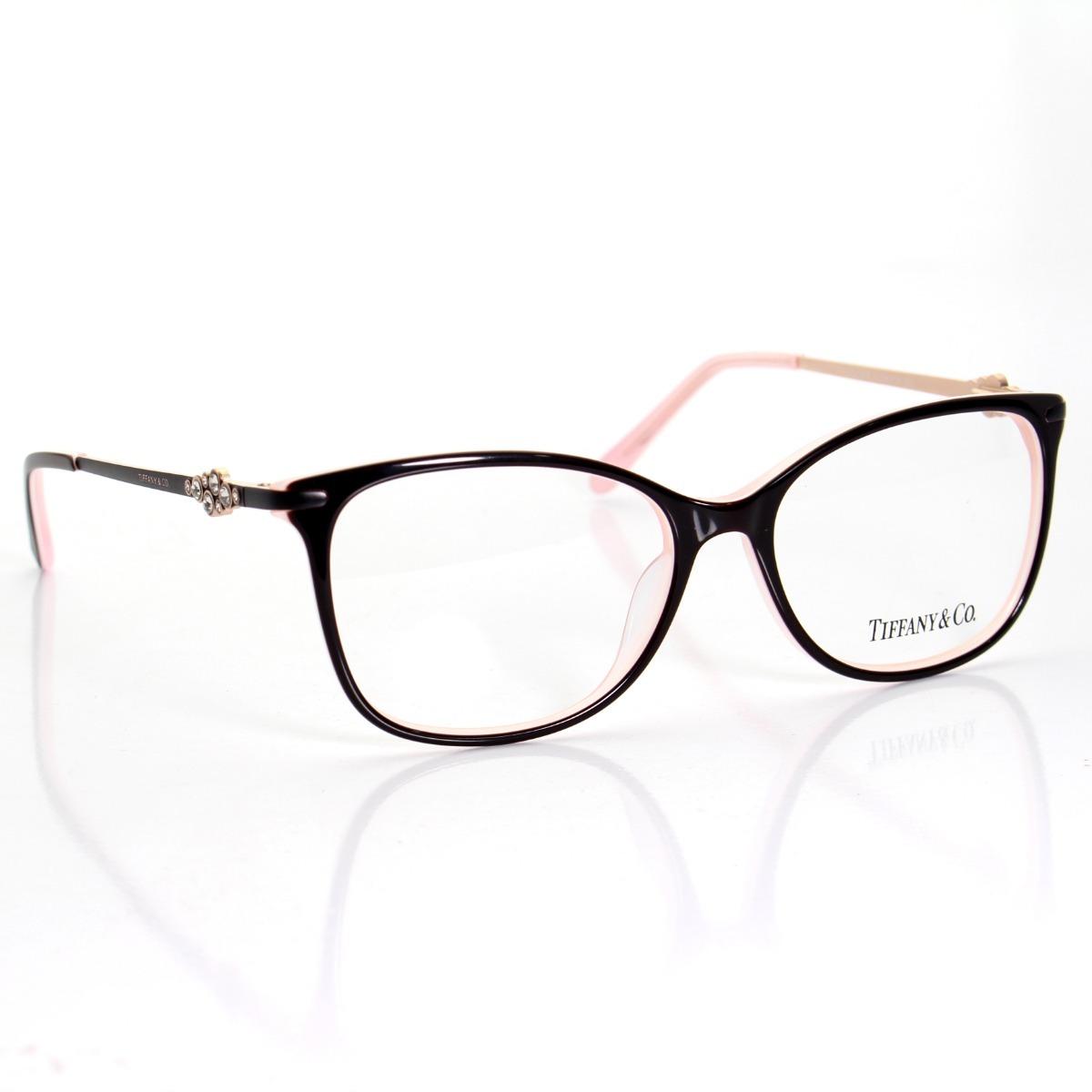 Armação De Grau - Tiffany   Co. Acetato - Tf2133 B Oculos - R  139 ... 8fc5ceaaa9