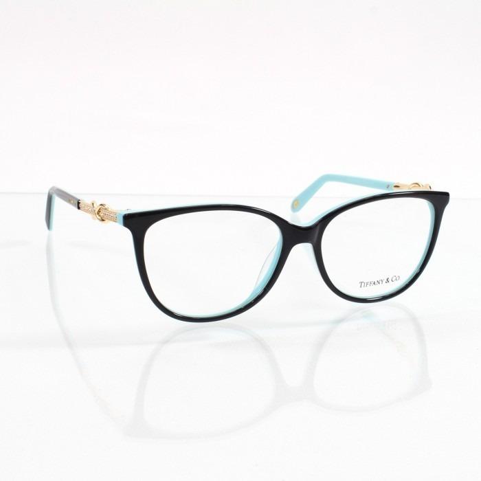 13500e71195c7 armação tiffany oculos tiffany oculos armação armação de grau tiffany   co. infinito  tf2143-b oculos