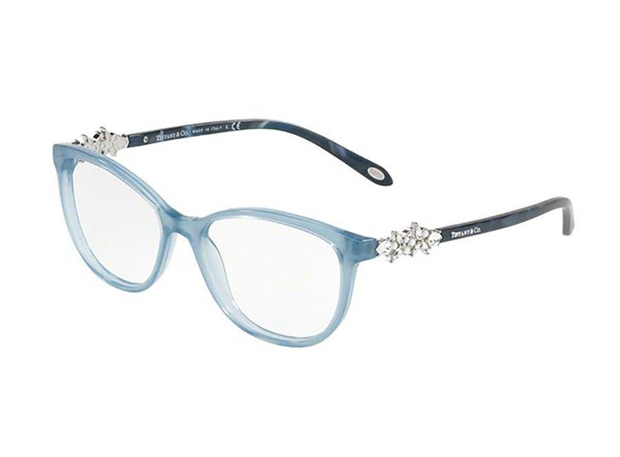 Armação Tiffany Tf2144 (azul, Acetato) - R  1.749,00 em Mercado Livre 01dce5b1be