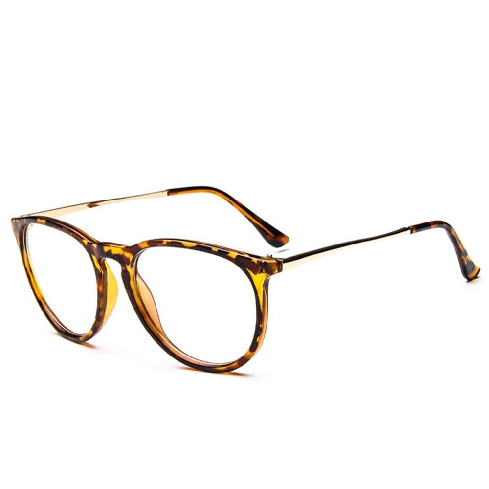 armação unissex vintage para óculos de grau - leopardo 2. Carregando zoom. 5fe38c956e
