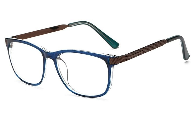 Armação Vintage Quadrado Para Óculos De Grau- Várias Cores - R  49 ... e4c057a6d2