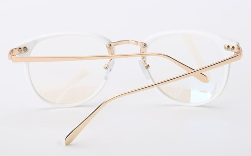 Armação Vintage Unissex Para Óculos De Grau - Várias Cores - R  94 ... 97f078cda5