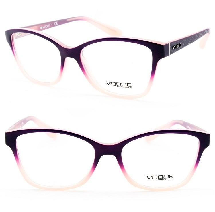 ac769b8fc87a1 Armação Vogue Feminina Oculos Original - Vo2998 2347 - R  349
