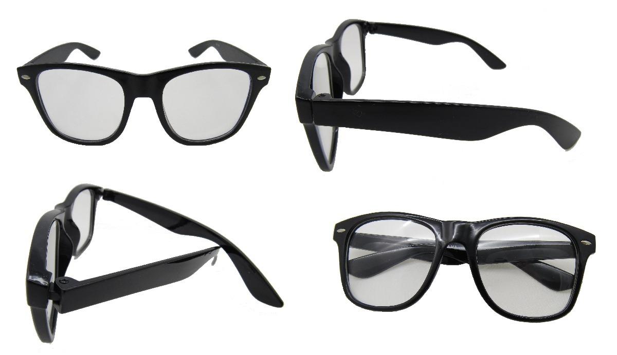 e9b2aa6e9 armação wayfarer óculos masculino feminina lentes sem grau. Carregando zoom.