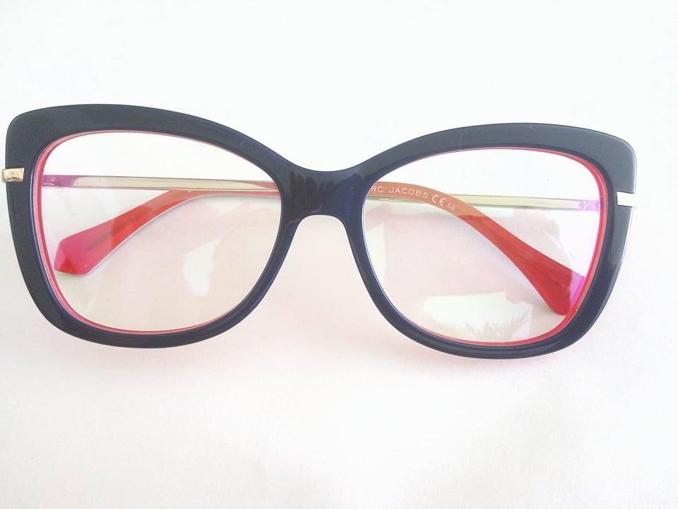 d0dd4d1cea2c8 armações de óculos de grau marc jacobs. Carregando zoom.