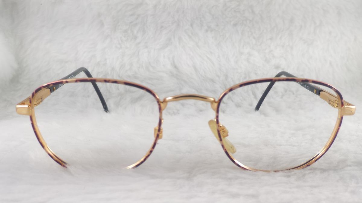 d4620585d6887 Armações Oculos Grau Metal Leve  jack Line 113r - R  110