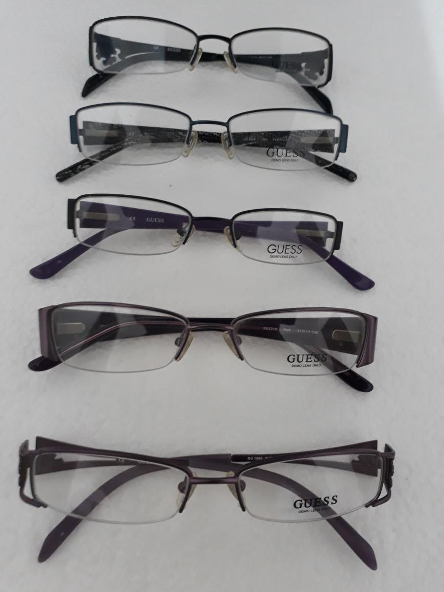 548a940bf Armações Para Óculos De Grau - Guess - R$ 800,00 em Mercado Livre