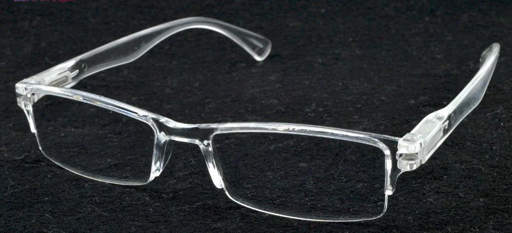 248569afd11fb armação óculos de grau transparente c  1.0 grau p  leitura. Carregando zoom.