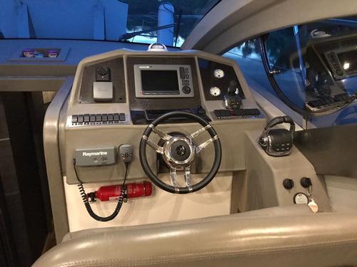 armada 440 fly  não phantom 500 intermarine 42 azimut