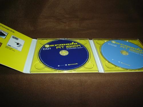 armada at ibiza - cd doble - summer 2007 vrn