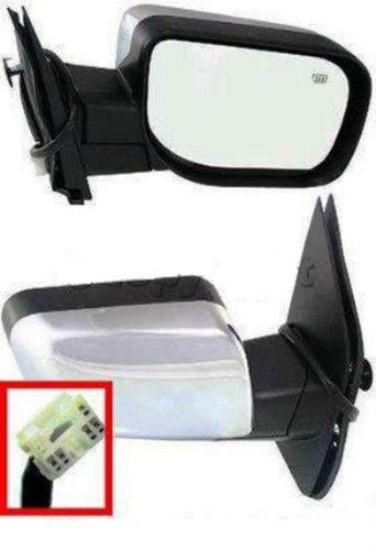 armada se  2004 - 2009 espejo derecho electrico nuevo!!!