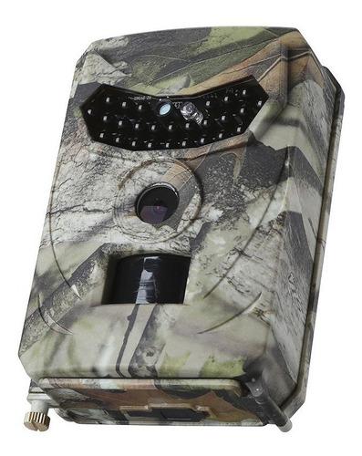 armadilha fotogrática trail cam - 12mp câmera de caça pr-100