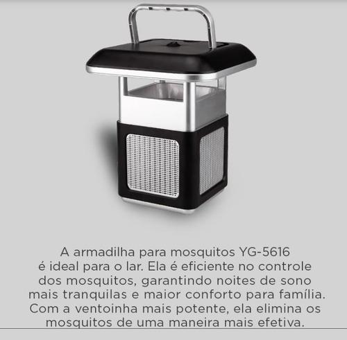armadilha mata mosquitos zika dengue pernilongos inseto 50m